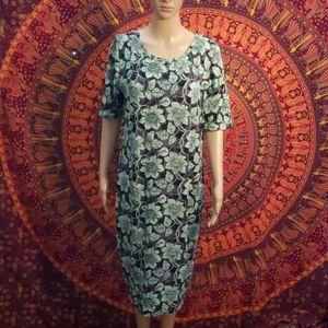 Lularoe Maxi dress size XL